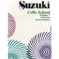 SUZUKI CELLO SCHOOL  VOL 7