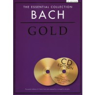 BACH GOLD ESSENTIAL COLLECTION PIANO