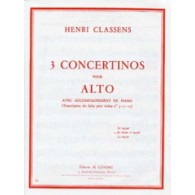 CLASSENS H. CONCERTINO N°2 ALTO
