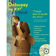 DEBUSSY AU XXIME SIECLE PIANO