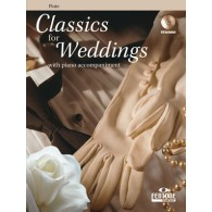 CLASSICS FOR WEDDINGS SAXO ALTO