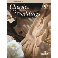 CLASSICS FOR WEDDINGS TROMBONE