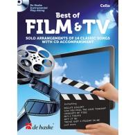 BEST OF FILM & TV VIOLONCELLE