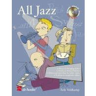 VELDKAMP E. ALL JAZZ PERCUSSIONS A CLAVIER