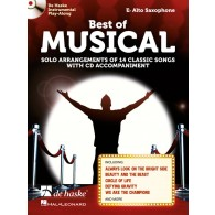 BEST OF MUSICAL SAXOPHONE ALTO