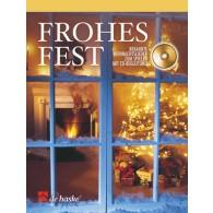 JOYEUSES FETES: FROHES FEST TROMBONE / BARYTON