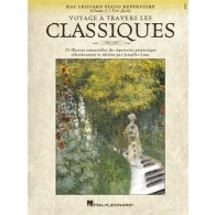 VOYAGE A TRAVERS LES CLASSIQUES VOL 1 PIANO