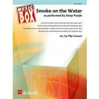 MUSIC BOX: DEEP PURPLE SMOKE ONT THE WATER