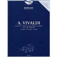 VIVALDI A. CONCERTO OP 3 N°6 VIOLON