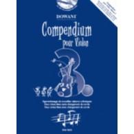 COMPENDIUM POUR VIOLON 3