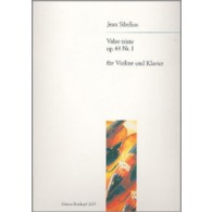 SIBELIUS J. VALSE TRISTE OP 44 N°1 VIOLON