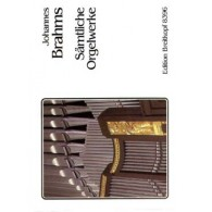 BRAHMS J. OEUVRES COMPLETES ORGUE