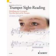 KEMBER J./LEWIS S. TRUMPET SIGHT-READING VOL 1 TROMPETTE
