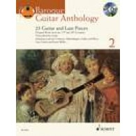 BAROQUE GUITAR ANTHOLOGY VOL 2