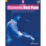 MOSER J. DISCOVERING ROCK VOL 2 PIANO