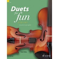 DUETS FOR FUN VIOLONS