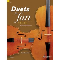 DUETS FOR FUN VIOLONCELLES