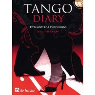 JOHOW J. TANGO DIARY 2 VIOLONS