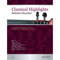 CLASSICAL HIGHLIGHTS VIOLONCELLE