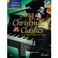 SING CHRISTMAS CLASSICS CHANT ET PIANO