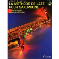 O'NEILL J. METHODE DE JAZZ SAXO ALTO