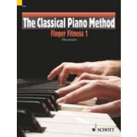 HEUMANN H.G. THE CLASSICAL PIANO METHOD: FINGER FITNESS 1