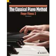 HEUMANN H.G. THE CLASSICAL PIANO METHOD: FINGER FITNESS 2