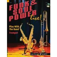 FUNK & SOUL POWER LIVE PLAY WITH THE BAND TROMPETTE