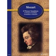 MOZART W.A. SONATINES VIENNOISES PIANO