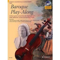 BAROQUE PLAY-ALONG VIOLON