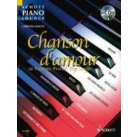 CHANSON D'AMOUR PIANO
