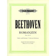 BEETHOVEN L. ROMANCES OP 40/50 VIOLON