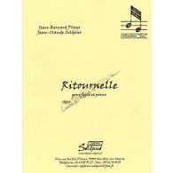 PLAYS J.B./SOLDANO J.C. RITOURNELLE FLUTE