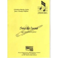 MARTY-LEJON C./SOLDANO J.C. SOIR DE LUNE TROMBONE
