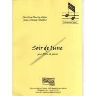 MARTY-LEJON C./SOLDANO J.C. SOIR DE LUNE FLUTE