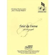 MARTY-LEJON C./SOLDANO J.C. SOIR DE LUNE ALTO
