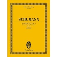 SCHUMANN R. SYMPHONIE N°4 OP 120 RE MINEUR CONDUCTEUR