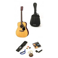 PACK GUITARE YAMAHA F310P NATURAL