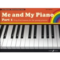 WATERMAN F./HAREWOOD M.  ME AND MY PIANO PART 1 PIANO