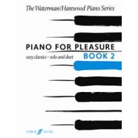 WATERMAN F/HAREWOOD M. PIANO FOR PLEASURE VOL 2 PIANO