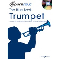 PURESOLO: THE BLUE BOOK TROMPETTE