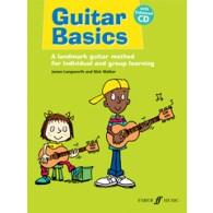 LONGWORTH J./WALKER N. GUITAR BASICS