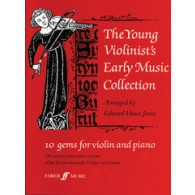 THE YOUNG VIOLINIST'S EARLY MUSIC COLLECTION VIOLON
