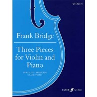 BRIDGE F. THREE PIECES VIOLON