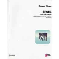 GINER B. IRAE PERCUSSION