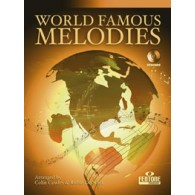 WORLD FAMOUS MELODIES ACCOMPAGNEMENT PIANO