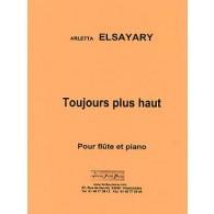 ELSAYARY A. TOUJOURS PLUS HAUT FLUTE