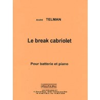 TELMAN A. LE BREAK CABRIOLET BATTERIE