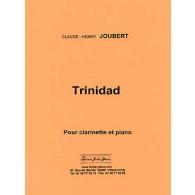 JOUBERT C.H. TRINIDAD CLARINETTE
