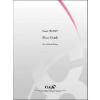 PROUST P. BLUE SHARK VIOLON